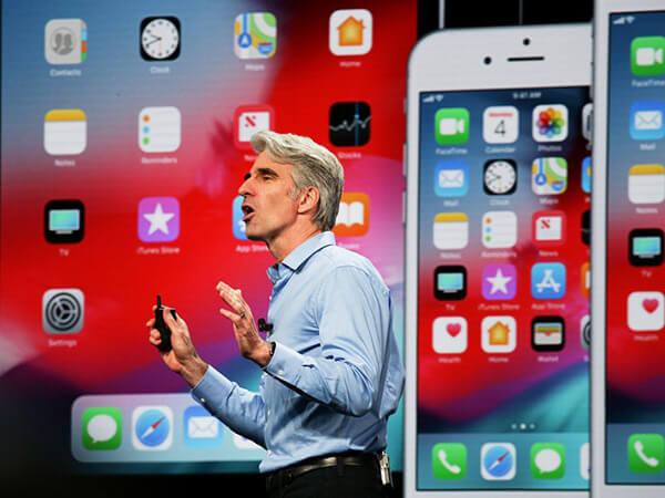 Hệ điều hành của thiết bị di động Apple