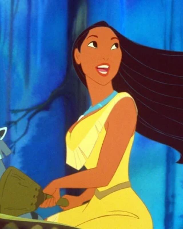 Cung Bọ Cạp là công chú Pocahontans