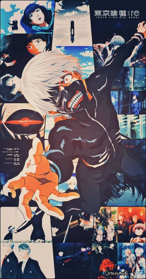 Nhan Ma Anime Ken Kanek
