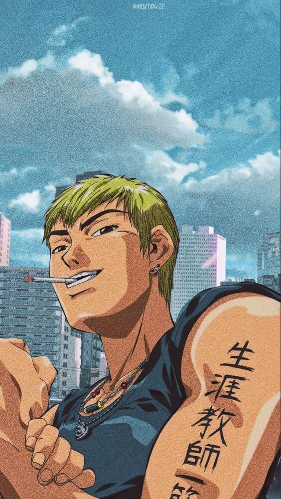 Su Tu Anime Eikichi Onizuka