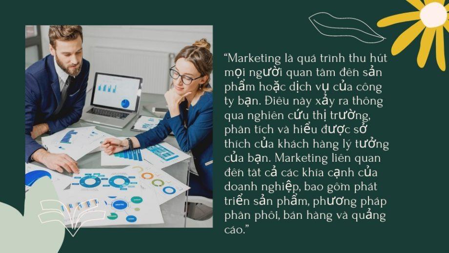 dinh nghia marketing