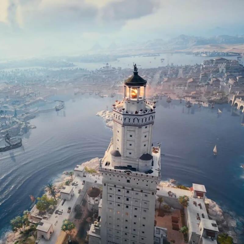 Ngọn hải đăng Alexandria